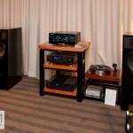 Audio Show 2014 - Davis Acoustics Monitor 1 i Egg-Shell Prestige