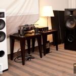 Audio Show 2014 - Davis Acoustics Monitor 1 i Stentaure LE