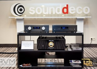 Audio Show 2014 - AVM & Sounddeco