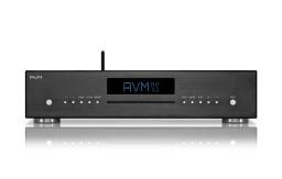 AVM_MP_3.2_Black_Front_Display