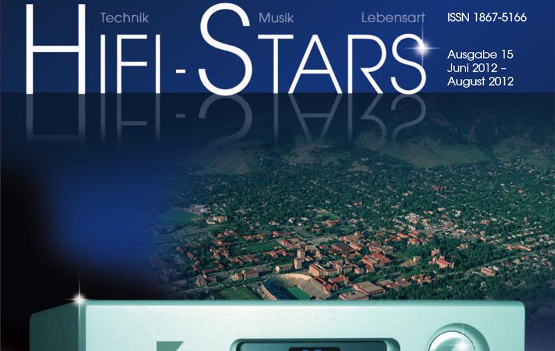 HiFi Stars - Magazyn Audio AVM Evolution