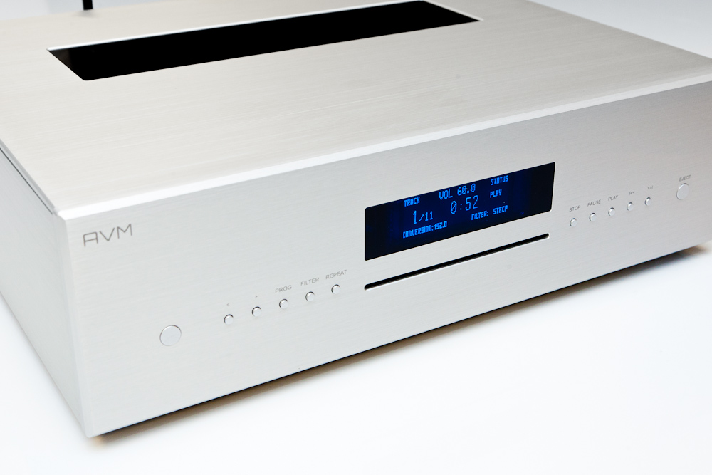 AVM Evolution CD 5.2 in the Test
